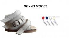 Club Foot Dennis Brown Boots Mode DB-03