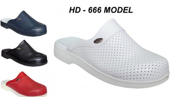 Hospital Doctor Clogs For Men HD-666