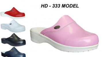 Women Nurse Hospital Clogs Models HD-333