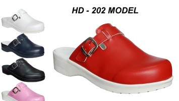 Women Nursing Hospital Clogs HD-202