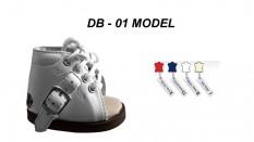 Club Foot Shoes Model DB-01