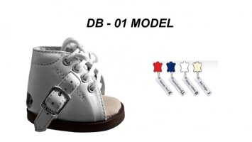 Club Foot Shoes Model DB-01