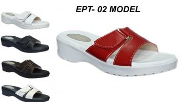 Women Heel Spur Slipper Model EPT02
