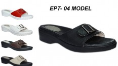 Women Heel Spur Slipper Model EPT-04