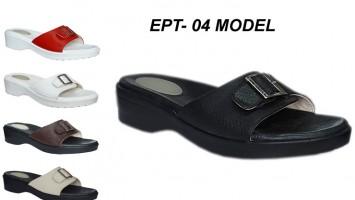 Women Heel Spur Slipper Model EPT-04