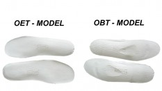 Orthopedic Leather Insoles
