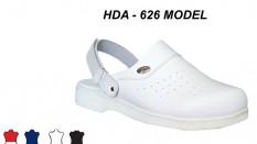 Men Hospital Nursing Clogs With Strap HDA-626