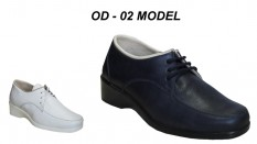 Women Orthopedic Nursing Shoes Model OD-02