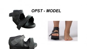 After Foot Surgery Shoes OPST