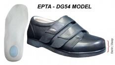 Men's Extra Depth Width Therapeutic Heel Spurs Shoes