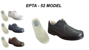 Men's Comfortable Shoes for Heel Spurs EPTA-52