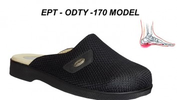 Men's Diabetic Slipper for Heel Pains EPT-ODTY-170