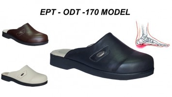 Men's Diabetic and Heel Spurs Therapeutic Slipper EPT-ODT-170