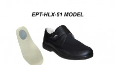 Men's Hummer Toe & Heel Spurs Shoes Model EPT-HLX-51