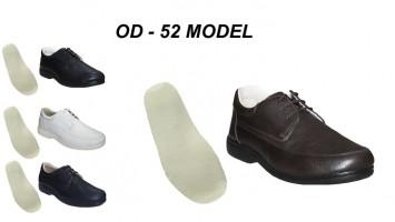 Men's Lace-up Diabetic Shoes OD-52