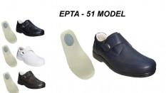 Men's Orthopedic Shoes for Heel Spurs EPTA-51