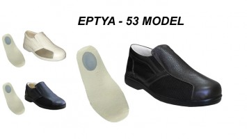 Men's Summer Orthopedic Shoes for Heel Pain EPTYA-53