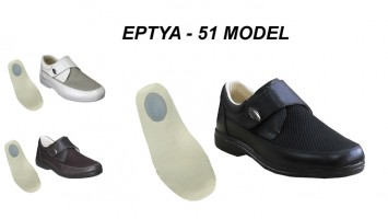 Men's Summer Shoes for Plantar Fasciitis EPTYA-51