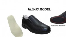 Men's Elastic Shoes for Bunions HLX-53