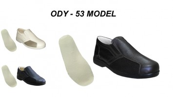 Summer Diabetics Shoes Model for Male ODY-53