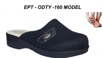 Women's Heel Pain Slipper for Diabetes EPT-ODTY-160