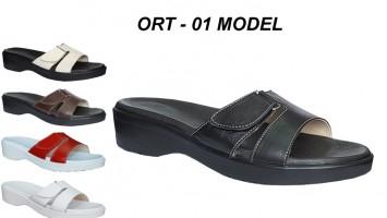 Women's Orthopedic Slippers Models ORT-01