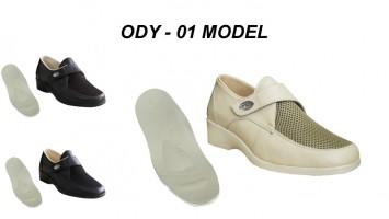 Women's Summer Diabetic Shoes ODY-01