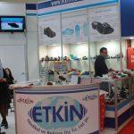 Etkin Medical Expomed istanbul fair 2013