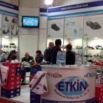 Etkin Medical Expomed istanbul fair 2014