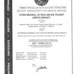 Falcon ISO-13485-quality