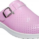 Women nursing clogs pink