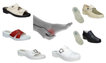 Shoes & Slippers for Heel Spurs