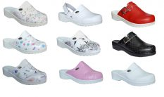 Womens Nursing Clogs