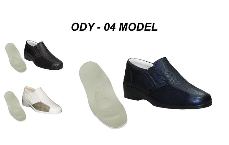 High Quality Diabetic Shoes Women ODY-04