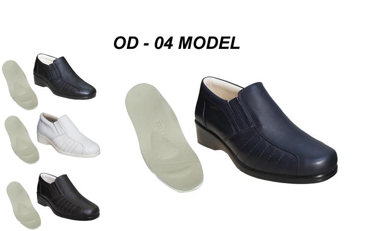 Diabetics shoes for Women OD-04
