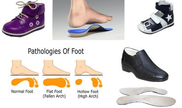 Flat Foot & High Arch Shoes