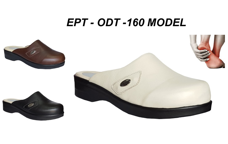 Diabetic Slippers for Plantar Fasciitis EPT-ODT-160