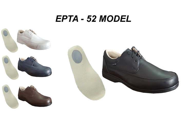 Men's Comfortable Shoes for Heel Spurs EPTA-52