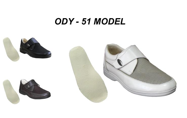 Men's Confortable Shoes for Diabetics ODY-51