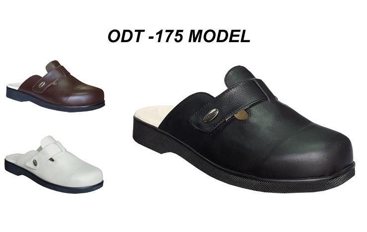 Best Mens Wide Slippers ODT-175
