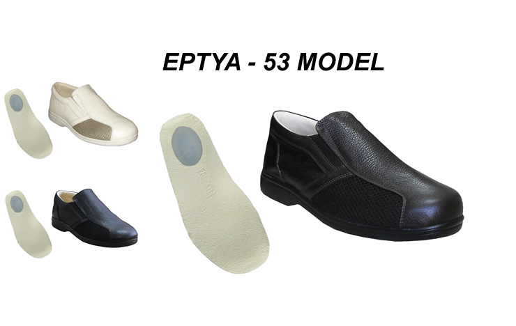 Men's Summer Orthopedic Shoes for Heel Pain EPTYA-53