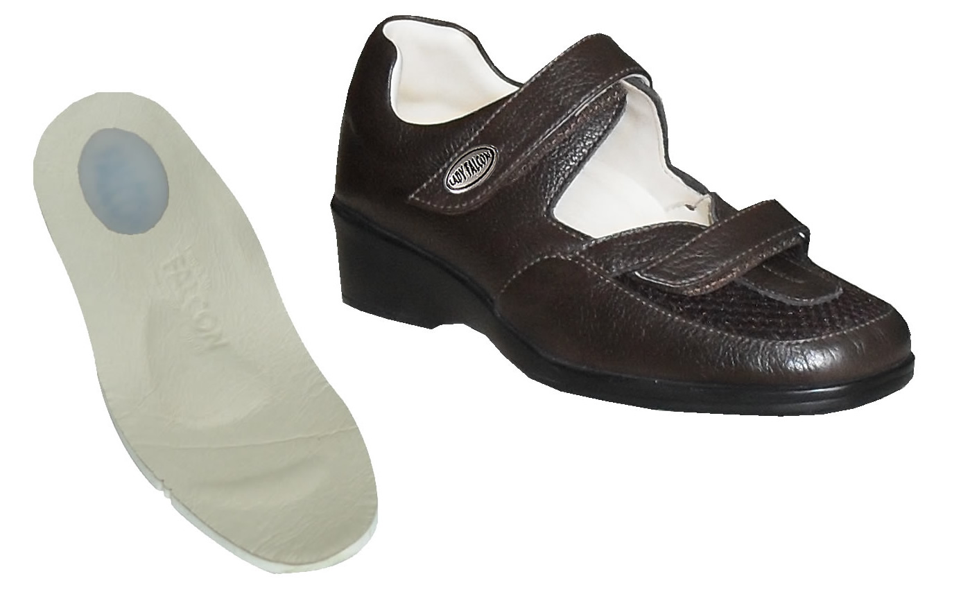 4ca1379948 Ladyfalcon EPTYA 03 model orthopedic shoes for heel pains products are 100%  genuine soft leather products which are produced in 5 different colors.