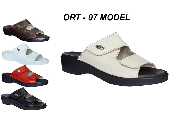 Orthopedic Slippers Women Arch Support ORT-07