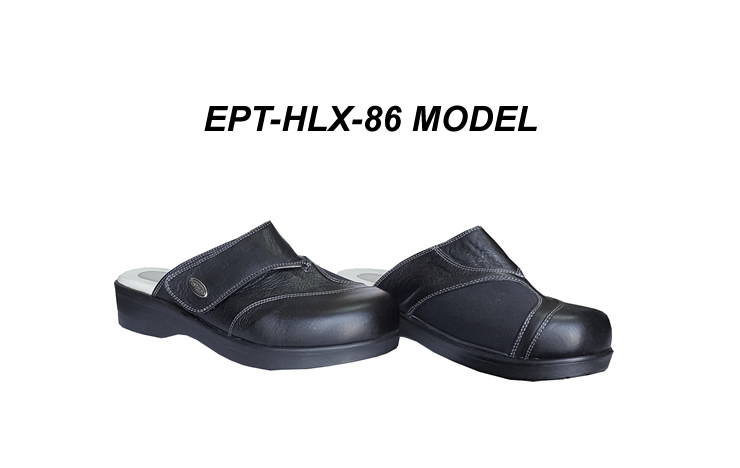 Slipper Models for Bunions & Heel Spurs EPT-HLX-86s