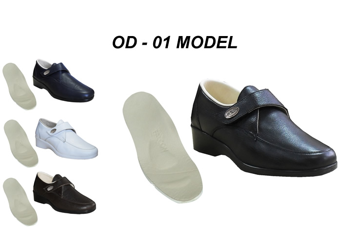Women's Diabetic Therapy Shoes OD-01
