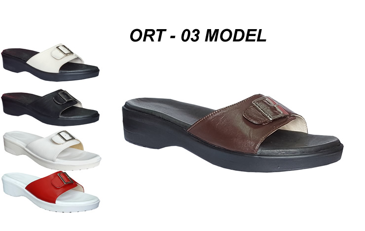 Best Slippers for Women ORT-03
