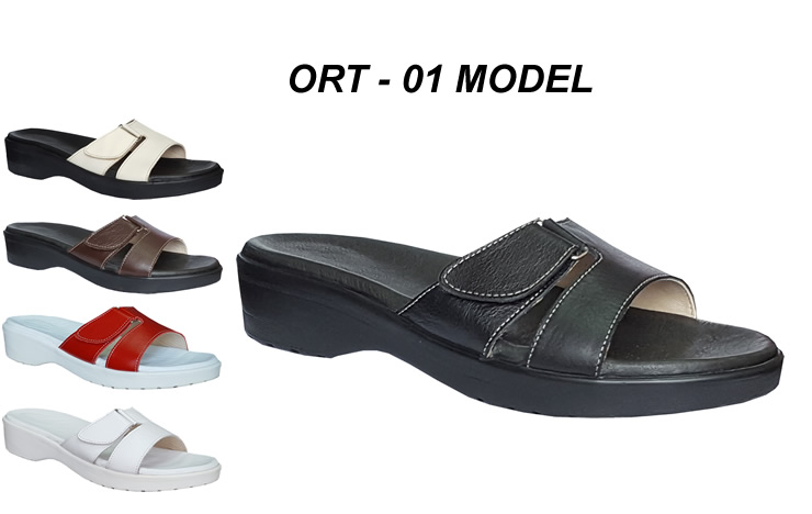 Women's Orthopedic Slippers Models ORT-01