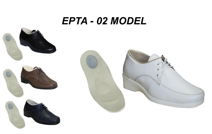 Women's Shoes for Heel Pain EPTA-02