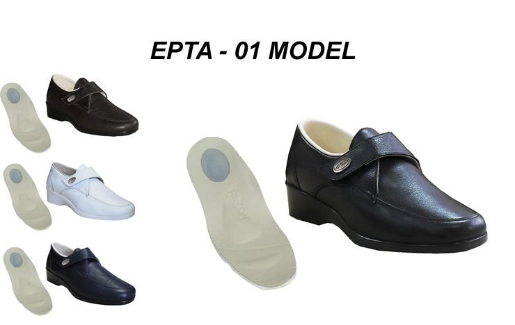 Women's Shoes for Heel Spurs EPTA-01