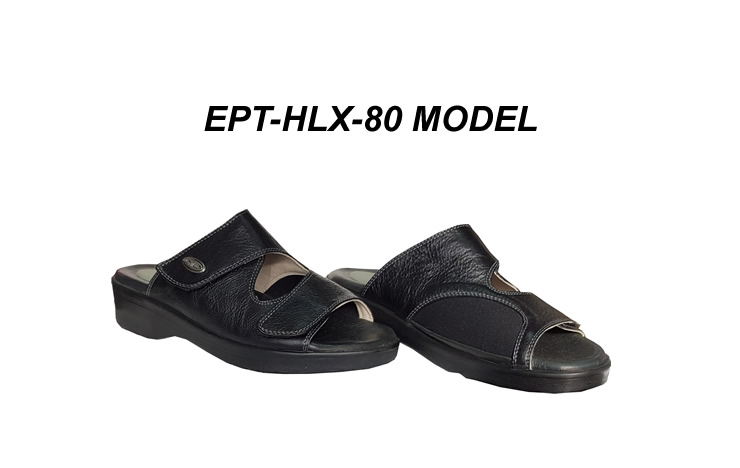 est Slippers for Hammer Toe, Bunions and Plantar Fasciitis EPT-HLX-80S
